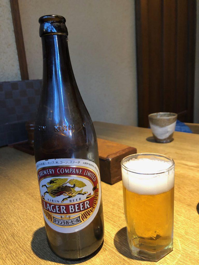 薫庵 ビール